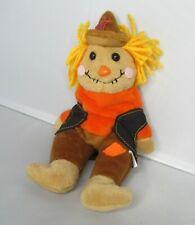 Scarecrow Doll Figure Plush Toy Thanksgiving Primitive Autumn Harvest Fall Decor