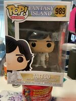 Funko Pop! Fantasy Island TATTOO #989