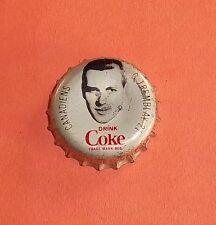 Coke Caps Hockey 1965-66 Gilles Tremblay Montreal Canadians lot O