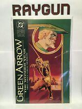 Green Arrow The wonder year #1 VF 1st imprimé DC COMICS 1993