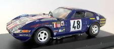 Véhicules miniatures bleus Ferrari en résine
