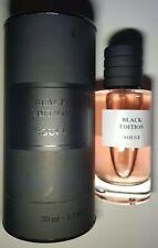 Parfum collection privée Baccarat  N°16 Rouge black édition