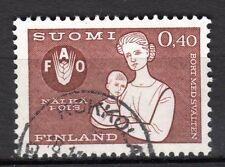 Finland - 1963 Freedom from hunger  - Mi. 569 VFU