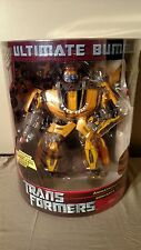Transformers Movie 2007 Ultimate Class Bumblebee Costco Batteries Work  MISB