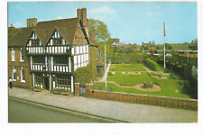 Postcard Nash's House and New Place Stratford-upon-Avon UP  (A15)