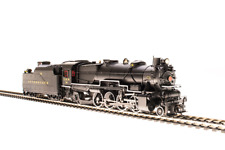 BROADWAY LIMITED 4398 INTERSTATE RR L1s 2-8-2 #14 PARAGON3 SOUND/DCC