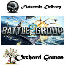 Battle Group 2: PC MAC LINUX : Steam Digital :  Auto Delivery