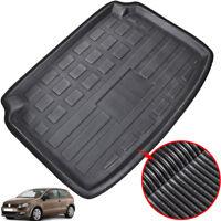 For VW Polo 6R Hatchback 10-17 Cargo Boot Liner Floor Tray Trunk Mat Carpet