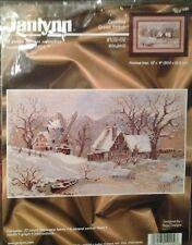 """Janlynn Counted Cross Stitch Kit #102-02 """"Windmill""""   NIP"""