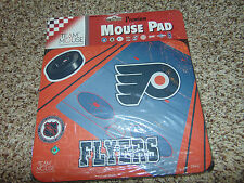 NHL Philadelphia FLYERS Hockey Vintage Team Logo Mousepad Mouse Pad Sealed NEW