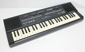 Vintage Casio MT240 MT 240 PCM MIDI Synthesizer Keyboard Casiotone