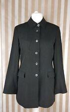 Jigsaw Ladies Vintage Linen Blend Jacket UK 12 Size 3 Smart Casual Occasion (J)