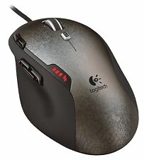 Logitech G500 Programmable Gaming Laser USB Mouse 910-001259