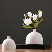 Nordic Ceramic Flower Vase Floral Arranging Bouquets Home Wedding Decor Gift