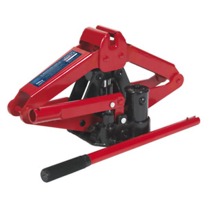 Sealey Hydraulic Scissor Jack 700kg - HSJ07