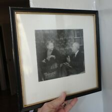 1957 Signed Imogen Cunningham Photo Stanford University Professor Hans Barkan