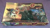 Dragon Strike VHS Board Game 1993 TSR Hyper Reality Interactive Not Complete