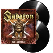 SABATON - THE ART OF WAR RE-ARMED BLACK VINYL  2 VINYL LP NEW+