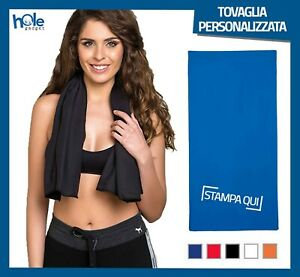 Asciugamano Personalizzata Gadget Personalizzati Promozionali per Aziende Eventi