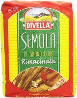 DIVELLA SEMOLA DI GRANO DURO RIMACINATA SACCHETTO DA 5kg IDEALE PER PANIFICAZION