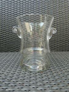 (9473) Piper-Heidsieck Champagner Kühler aus Glas
