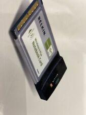 Belkin F5D7011 (722868511220) Wireless Adapter