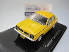Chevrolet Chevette SL Chevy 1979 Brazil SALVAT - IXO 1/43 (cochesaescala)
