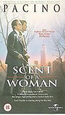 Scent of a Woman [VHS] [1993], Good VHS, Al Pacino, Chris O'Donnell, Jame, Marti