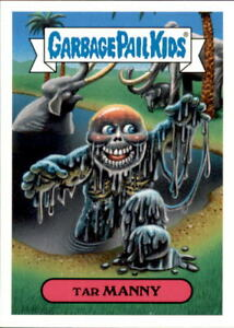 2018 Garbage Pail Kids Oh The Horror-ible! #80H13a Tar Manny