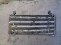 1990 NISSAN 300ZX NON-TURBO A/C CONDENSER ***WITHOUT TWIN TURBO ONLY*** OEM
