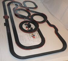 HUGE 49.5' AFX Tomy Super G-Plus Giant Raceway Race Track Complete Slot Car Set