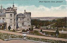 Mount Edgcumbe House, Devonport, PLYMOUTH, Devon