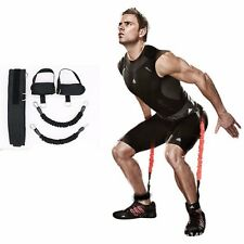 Volleyball Basketball Resistance Jump Leap Trainer Band Leg Training Exercise