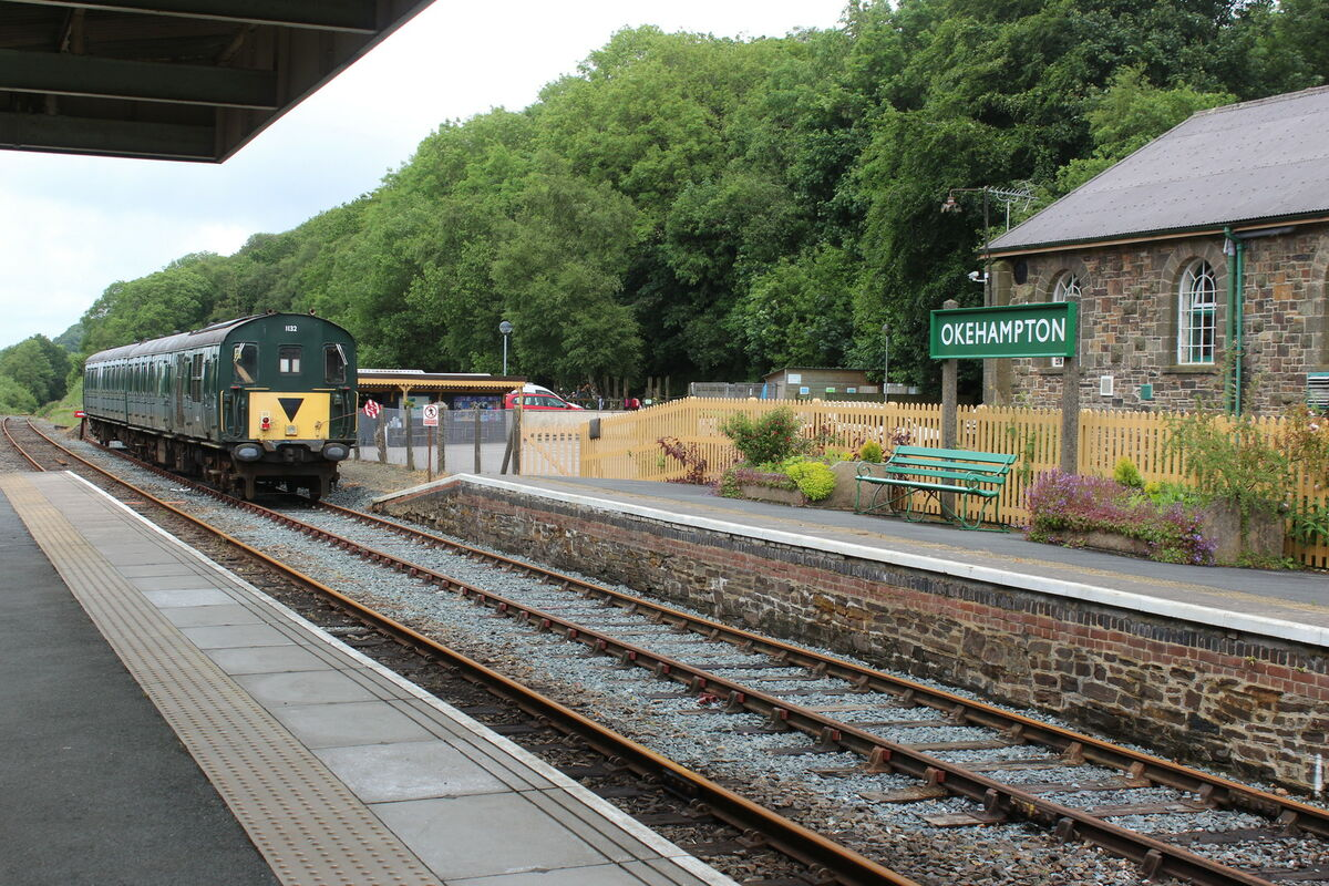 COLLECTABLES AND DERBYSHIRE TRAINS
