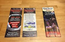 Dolly Parton'S Lumberjack Adventure & Smoky Mountain Adventures Brochures