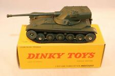 Dinky Toys 80 C CHAR A.M.X. 13 tonnes perfect mint in box all original