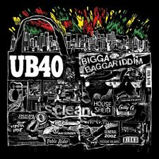 UB40 - Bigga Baggariddim [CD] Sent Sameday*