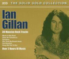 Ian Gillan - The Solid Gold Collection - Ian Gillan CD RQLN The Cheap Fast Free
