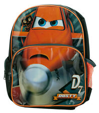 Planes Backpack Dusty Disney Kids Boys School Book Bag Travel Luggage Toy New