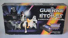 La guerre des étoile jeu de société interactif  Parker 1996 star wars