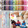 Nepal Bracelet Glass Seed Bead Roll On Crochet Nepal Handmade Bracelets,Laura