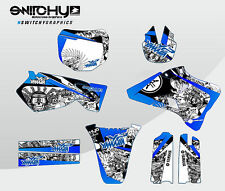 KIT ADESIVI GRAFICA GOODIES YAMAHA YZ 125 250 1996 1997 1998 1999 2000 2001