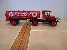 Ertl diecast Texaco 1920 Pierce Arrow tanker #16 in the series,MINT,stock # H817