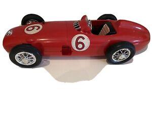 Cox Thimble Drome Mercedes Benz W 196 0.49 powered tether survivor race car exc!