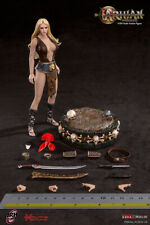 "【USA IN STOCK】TBLeague 1/12 Scale Arhian Pirate 6"" Female Seamless Figure Set"