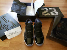 New With Box Nike Air Jordan 11 Retro Space Jam Size 9 XI Jams Black