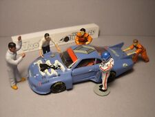 5  FIGURINES 1/43  SET 393  LA  NOUVELLE  ARME  ALPINE RENAULT  VROOM  UNPAINTED