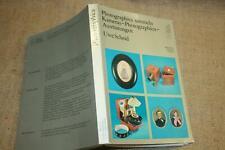 Sammlerbuch alte Kameras, Historische Fototechnik, Photographica, Geschichte