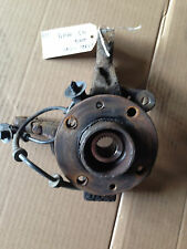 RENAULT CLIO 1.6 PETROL DRIVERS HUB WITH ABS
