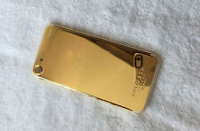 24K Gold Plated Limited Edition Frame Back Housing Repair for iPhone 7/ 7 Plus